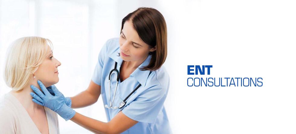 ENT consultations